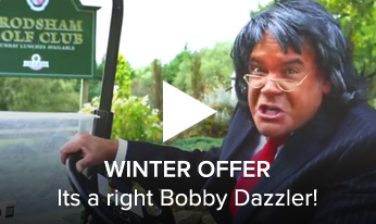 Winter offer its a right bobby dazzler!